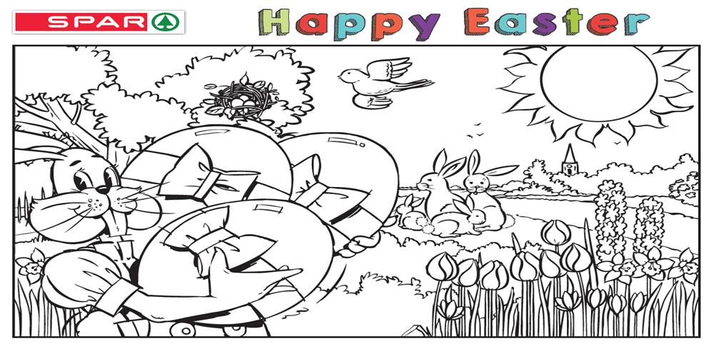 Easter Carousel